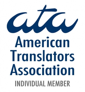 Logo of the American Translators Association